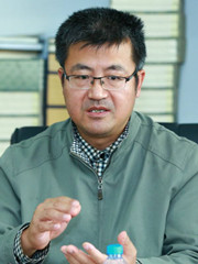 李剑峰 山东大学机械工程学院院长