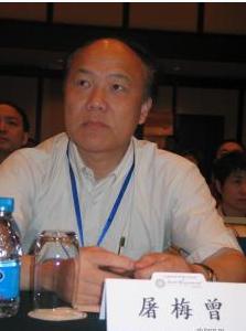 屠梅曾 上海交通大学安泰学院管理科学系教授