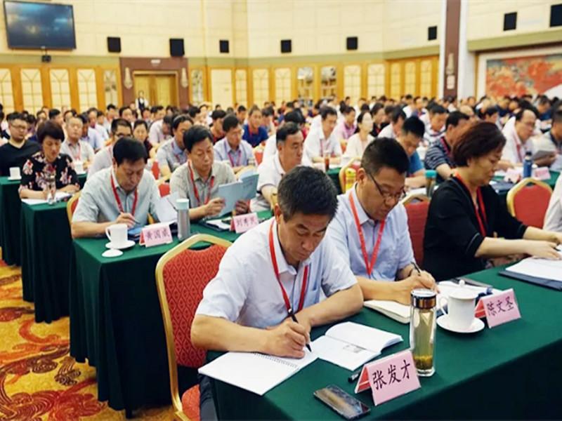 长垣县人大组织干部在人大会议中心培训