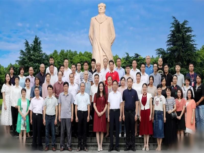 """贵港市司法局""""新时代新担当新作为""""湖南大学"""